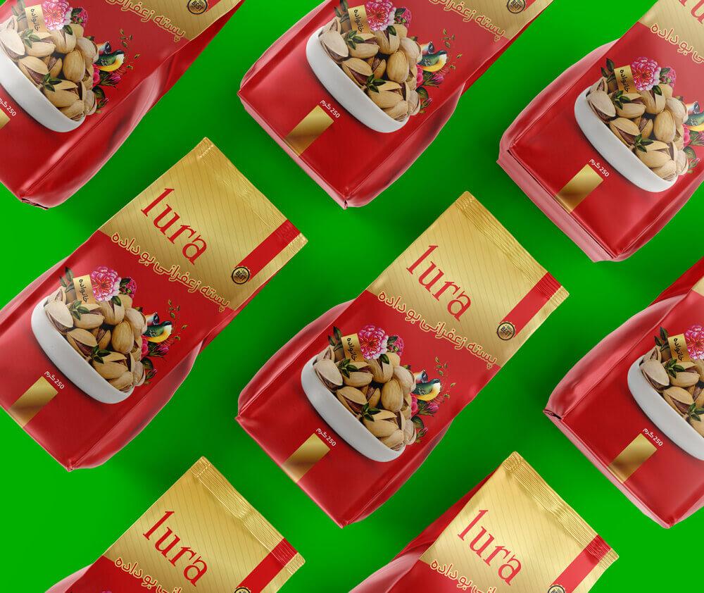 Laura nuts packaging design-2