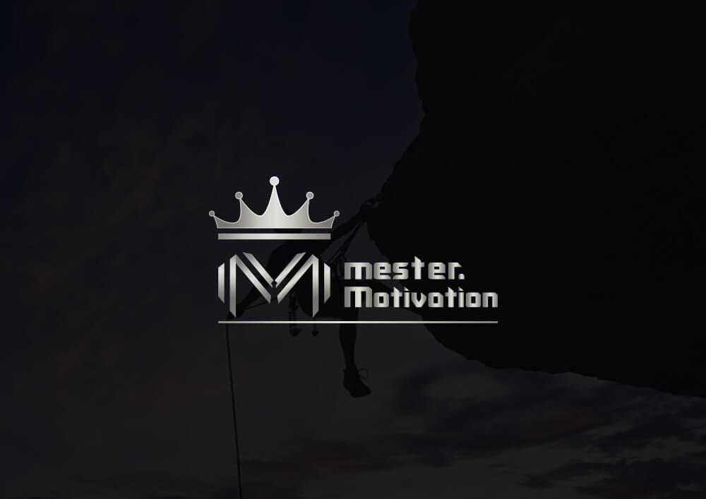 Mr Motivation logo design-1