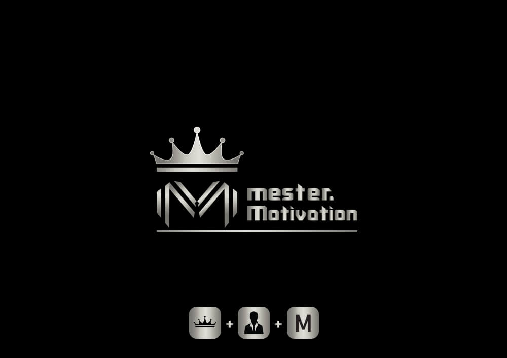 Mr Motivation logo design-3