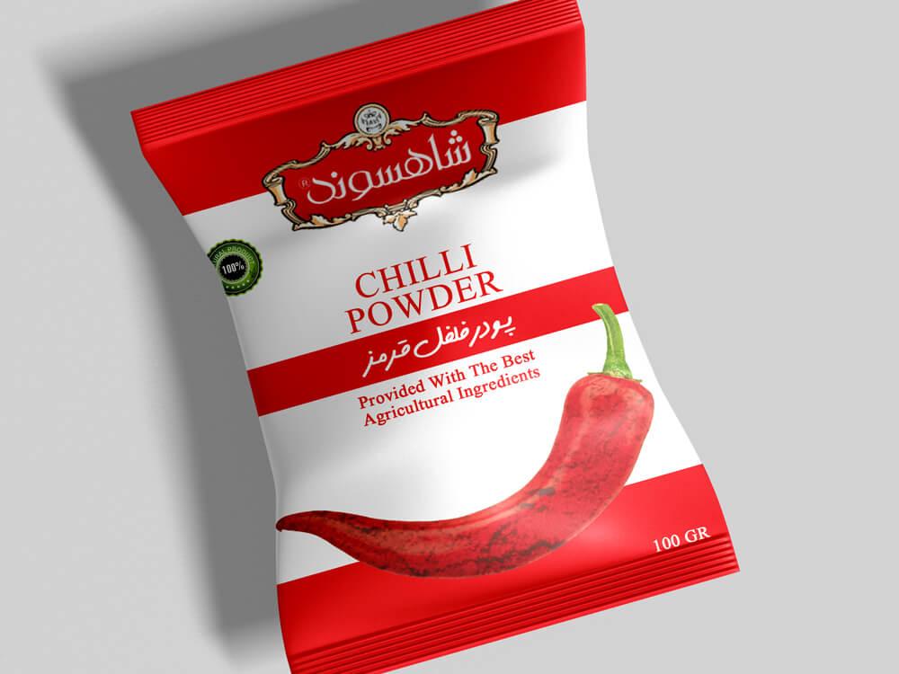 Shahsvand pepper packaging design-2