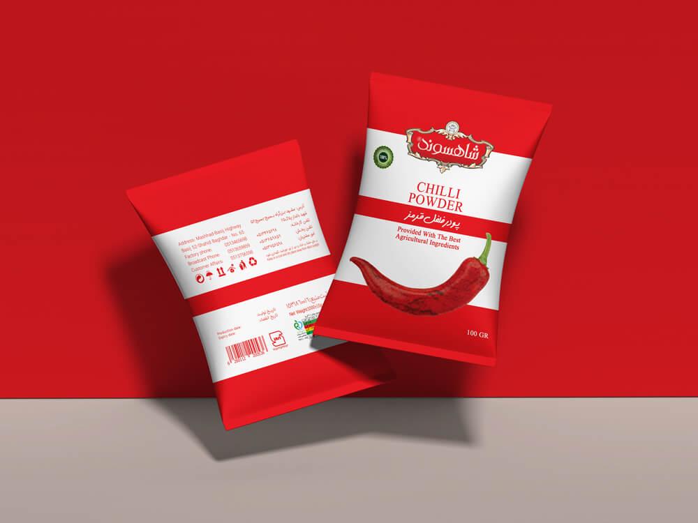 Shahsvand pepper packaging design-7
